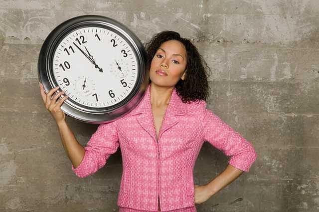 Specjaliści radzą pilnować czasu. Powinniśmy wykorzystywać go najlepiej jak potrafimy