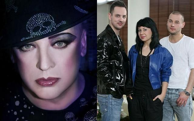 Boy George o Boy Chile.