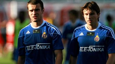 Piotr Brożek (z lewej)