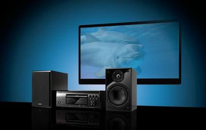 Minisystem Blu-ray Denon D-X1000BD