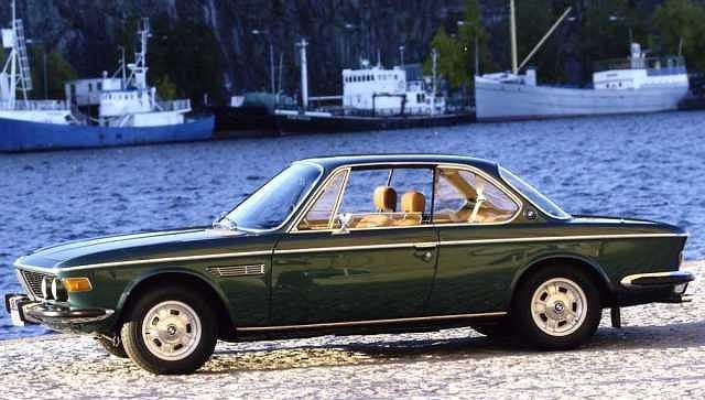BMW 2800 CS (1968)