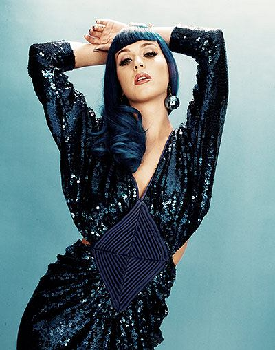 Katy Perry dla The Guardian
