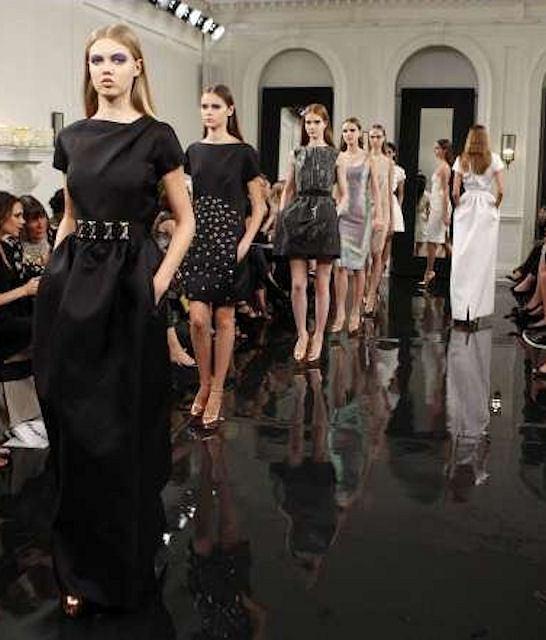 Victoria Beckham Collection wiosna/lato 2011