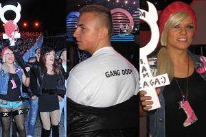 Doda w Opolu miała niezły doping. Pod sceną dostrzec można było fanów w koszulkach Gang Dody, jej oficjalnego sobowtóra Dżagę, a także dwie drag queen Lady Camillę i Barbie. Po występie spotkała się z nimi i pozowała do zdjęć.