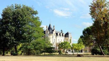 Francja, jedna z winnic w regionie Bordeaux