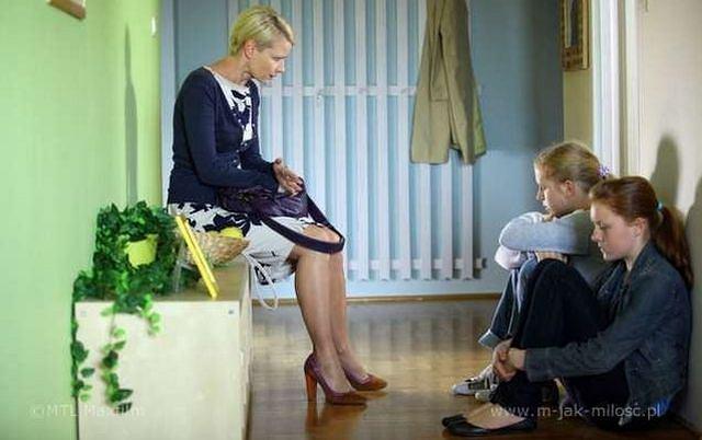 M jak miłość, Małgorzata Kożuchowska