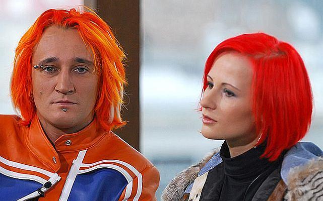 Ania i Michał Wiśniewscy.