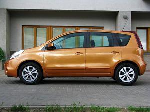 Nissan Note 1.4 - test | Za kierownicą