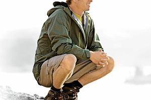 Na manowce - 24 pary butów trekkingowych