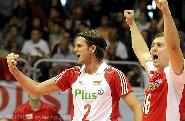 Michał Winiarski i Krzysztof Ignaczak