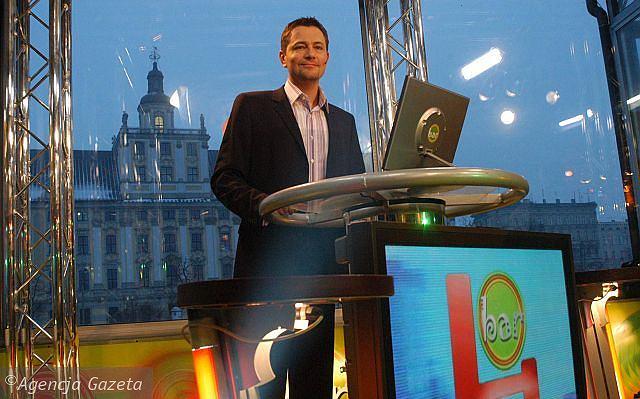 Krzysztof Ibisz w programie
