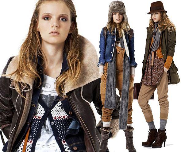 Lookbook Zara TRF - Zara Trafaluc - październik