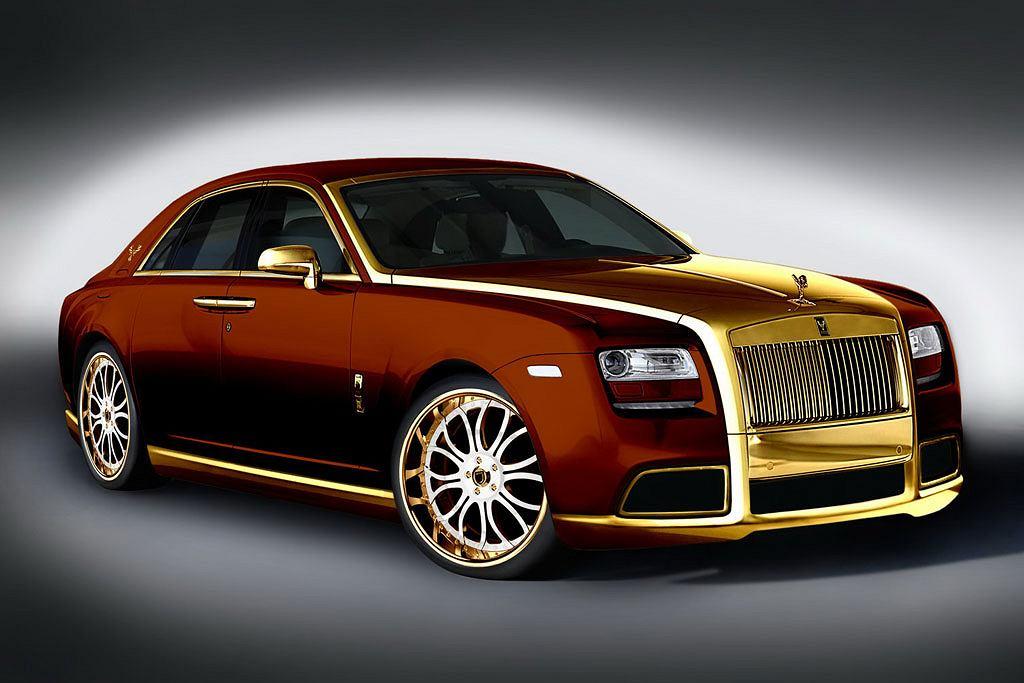 Rolls Royce Ghost Fenice
