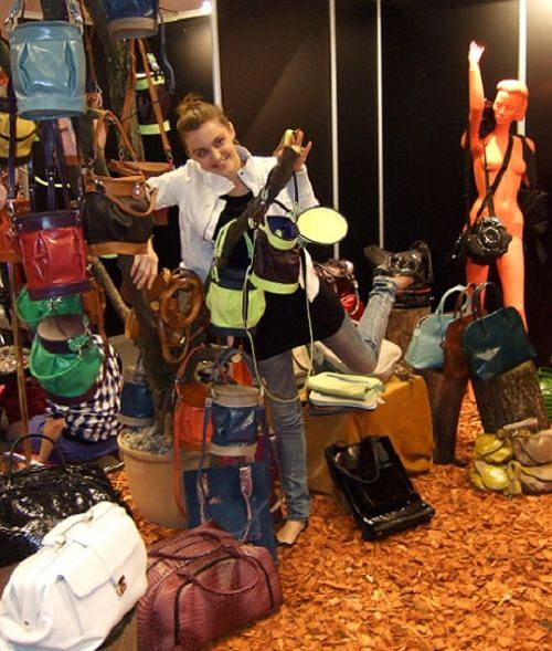 FashionPhilosophy Fashion Week Poland Łódź 12-17.10.2010 - otwarcie showroomu