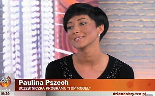 Paulina Pszech odpadła w środę z