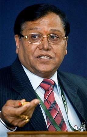 dr V.K. Saraswat