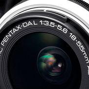 Aparat fotograficzny Pentax K-x