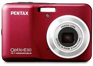 Aparat fotograficzny Pentax Optio E90