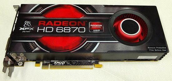 XFX Radeon 6870