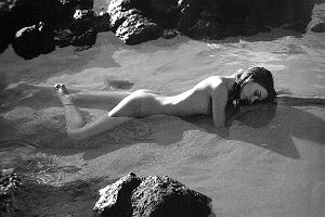 Miranda Kerr nago