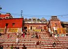Indie. Święto Świateł w Waranasi
