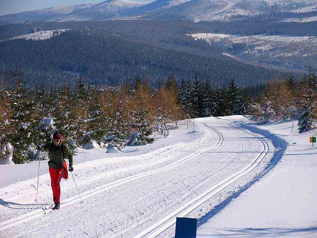 Justyna Kowalczyk o Szklarskiej mówi: - To doskonała baza treningowa ze znakomitymi warunkami śniegowymi
