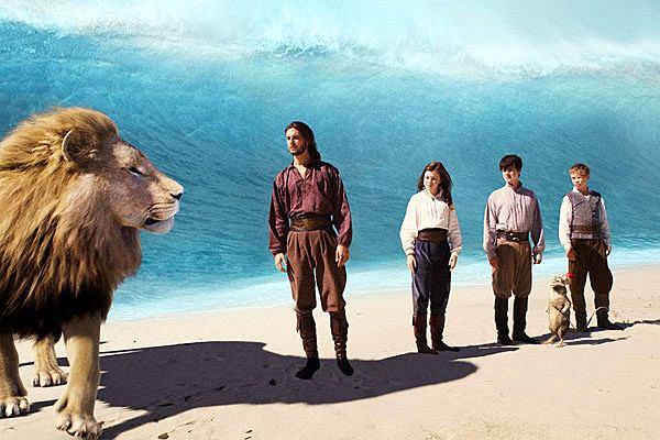 Opowieści z Narnii: Podróż Wędrowca do Świtu