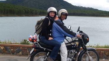 """Born to be wilde"" - z Easy Rider'ami w Dalat"