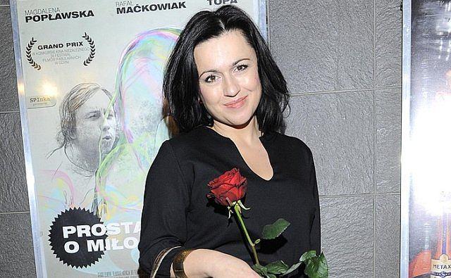 Beatę Tadlę kojarzą wszyscy z TVN 24. Prezenterka rzadko pojawia się publicznie. We wtorek przyszła na premierę filmu