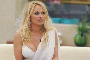 Pamela rozpoczęła emeryturę właśnie pojawiła się indyjskim Big Brotherze.
