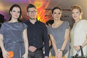 Otwarcie studia fitness prowadzonego przez Piotra Łukasiaka przyciągnęło tłumy celebrytów szczególnie pięknych kobiet.