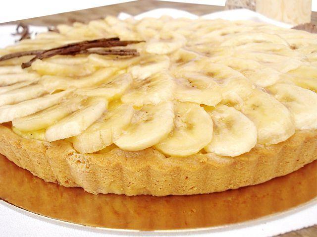 Tarta bananowa