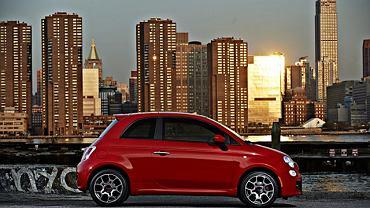 Fiat 500 (wersja amerykańska)