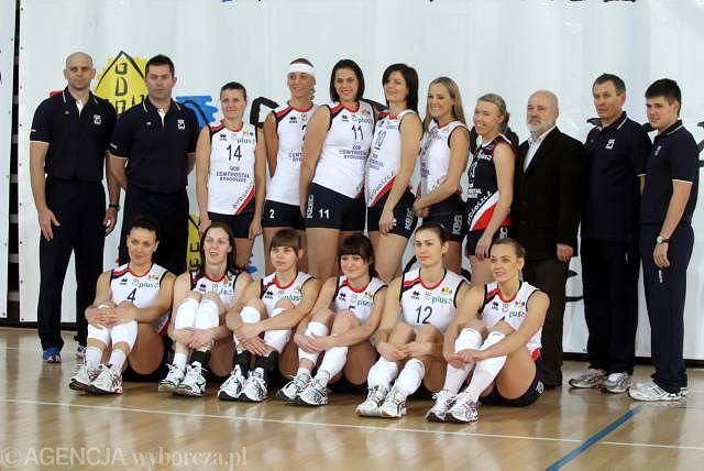 GCB Centrostal przed sezonem 2010/11