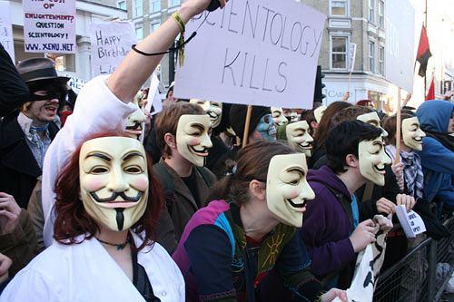 zamaskowani Anonimowi