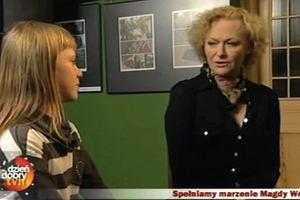 Magda Welc, Edyta Geppert