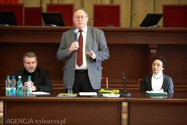 Prof. Grzegorz Wielgosiński