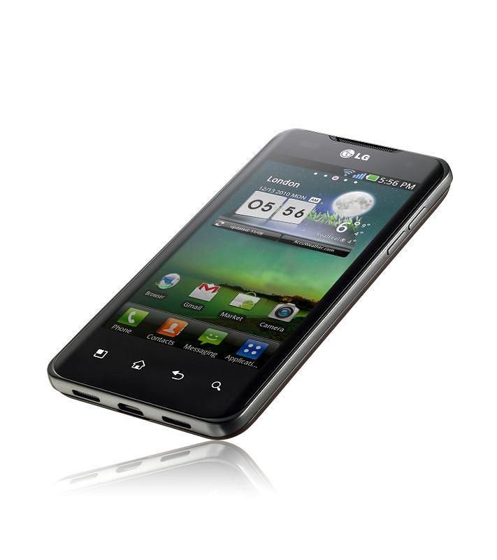 LG Optimus 2X aka LG Swift 2X