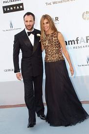 ACTION PRESS / EXTRAPRESS / #31898798#    TOM FORD AND CARINE ROITFELD AT THE