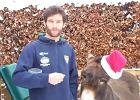 Na dobry początek dnia: Mark Webber i najdziwniejsze życzenia świąteczne roku