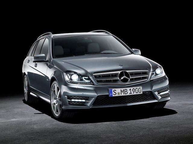 Odświeżona C-klasa Mercedesa