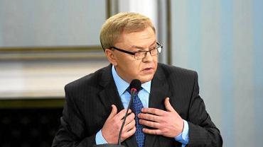 Zbigniew Chlebowski przed komisją śledczą badającą sprawę tak zwanej afery hazardowej