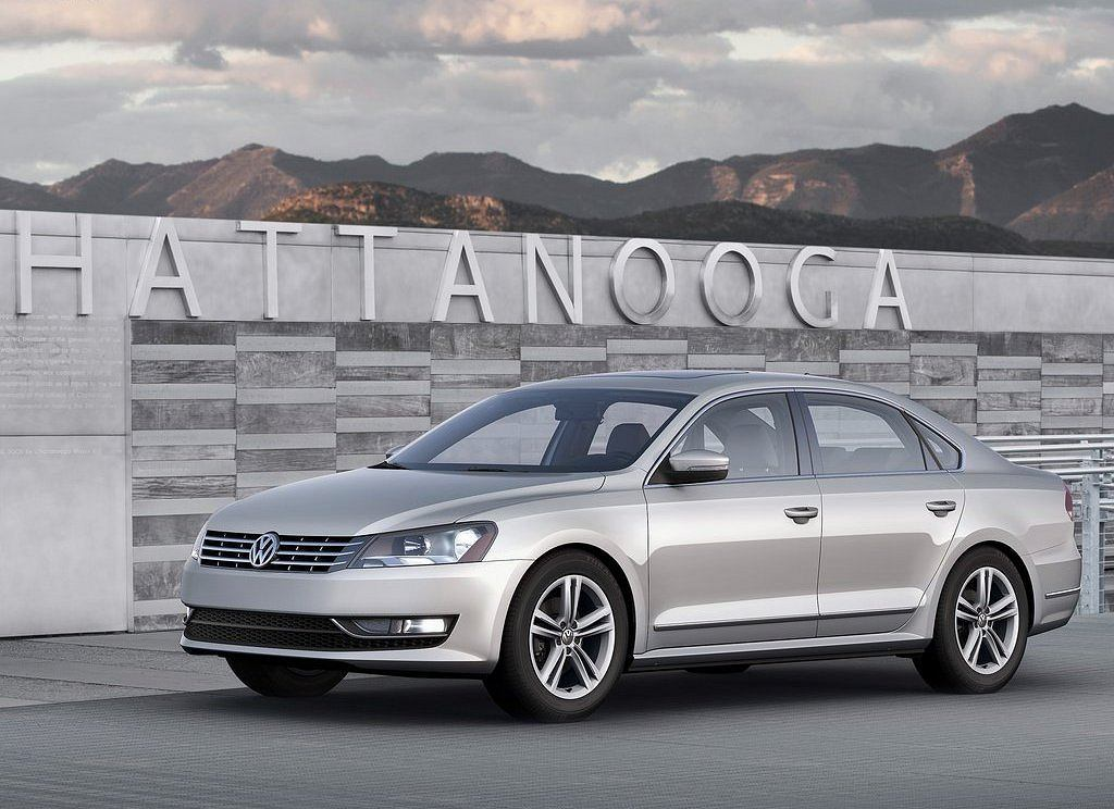 Volkswagen Passat 2011 (wersja amerykańska)
