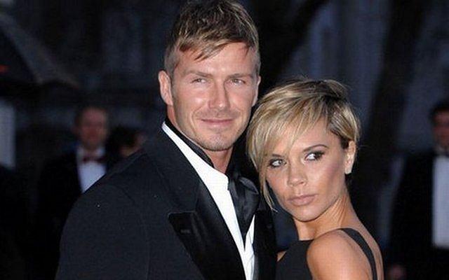 David i Victoria Beckhamowie.