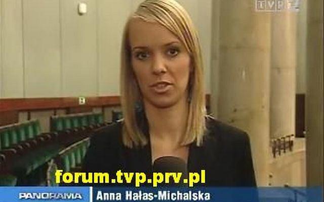 Anna Hałas-Michalska