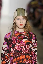 Ready to wear Spring Summer 2011  Marni Milan September 2010  PHOTO: EAST NEWS / ZEPPELIN