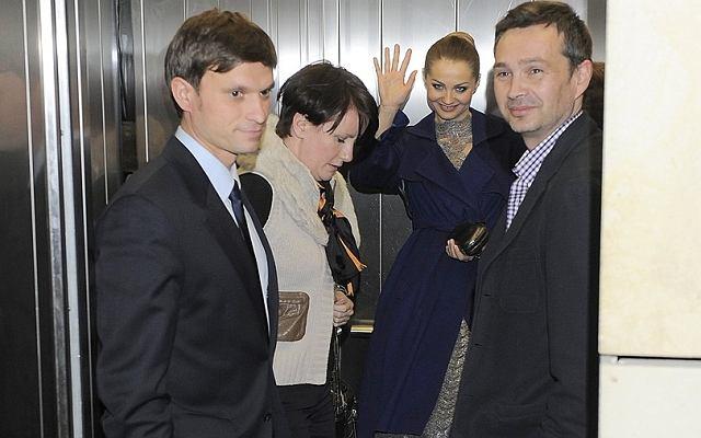 Małgorzata Socha pojawiła się na wczorajszej premierze filmu