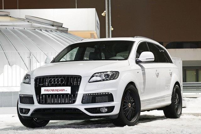 Audi Q7 od MR Car Design
