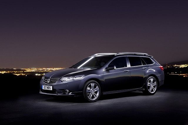 Honda Accord 2011 (facelifting)