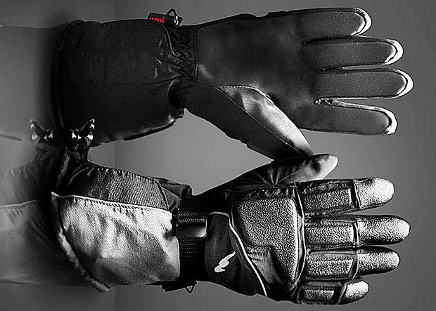 ogrzewane rękawiczki Fingerheater